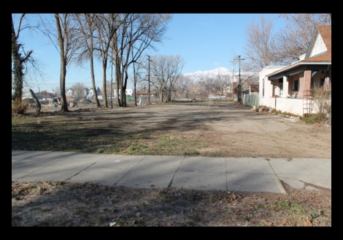 .32 Acre Multi Family Lot in Ogden!