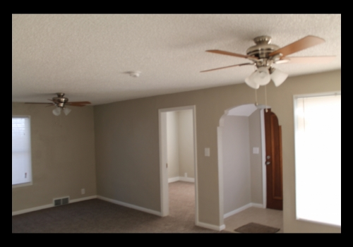 Duplex with separate Meters & a 2 Car Garage!